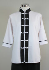 Casual Martial Arts Jacket Trim - Tai Chi Uniform, Kung Fu, Qigong - XL Size