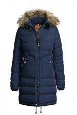 Parajumpers Women's Light-LongBear Jacket, Navy  - NEW