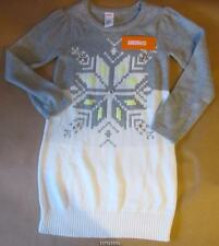 Gymboree Set of 3 Sweater Dresses, 6  NWT