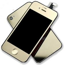 iPhone 4 LCD Digitizer Touch Screen Front and Back Glass Replacement AT&T GSM