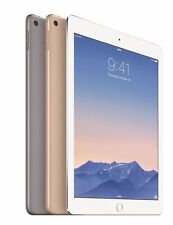 Apple iPad Air 2 16GB 64GB 128GB Gold Gray Silver Unlocked  WiFi + 4G Cellular