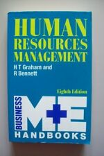 Human Resources Management, Graham, H.T.;Bennett, R., Used; Good Book