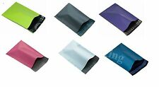 "10"" x 14"" STRONG PLASTIC MAILING POST POLY POSTAGE BAGS SELF SEAL ALL COLOURS"