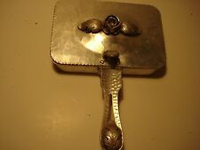 TRADE CONTINENTAL MARK HAND WROUGHT SILENT BUTLER ROSE BUD SILVER LOOK 801