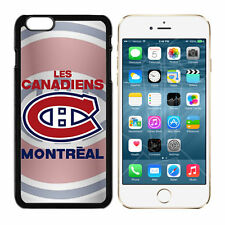 NHL Montreal Canadiens iPhone 4S, 5S, 6 & 6S Plus TPU Phone Case