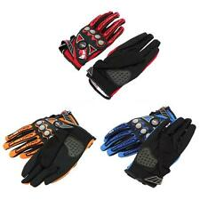 Pro-biker XL L M Full Finger Motorcycle Cycling Racing Protective Gloves R1I9