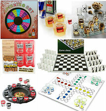 Drinking Games Stag Hen Adult Party Drink Games Including Alcohol Shot Glasses