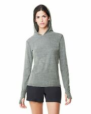 Alo Sport - Ladies' Triblend Long Sleeve Hooded Pullover - W3101