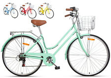 Progear Classique 6 Speed Womens/Ladies Retro Vintage Bicycle