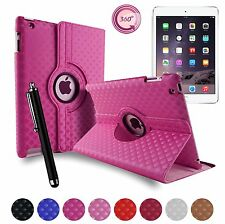 Rotating Diamond / 3D 360° Stand Case Cover APPLE iPad 2/3/4/5/6 iPad Mini123