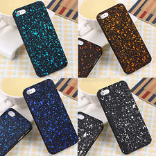 Phone Screen Protector Plastic Starry Sky Case Back Cover for Apple iPhone5 5S