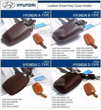 Promotion Natural leather Key Case Holder For HYUNDAI HYUNDAI 2015-17 LF Sonata