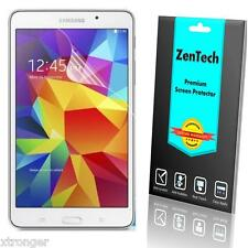 3X ZenTech Clear Screen Protector Guard for Samsung Galaxy Tab 4 7 & 8 + LED Pen