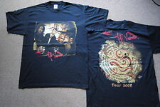 STAIND BAND PHOTO CHAPTER V TOUR 2006 T SHIRT NEW OFFICIAL DYSFUNCTION 14 SHADES