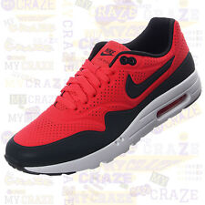 NIKE AIR MAX 1 ULTRA MOIRE Rio Anthracite White MENS Sneakers Trainers