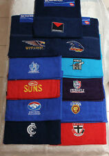 AFL GYM TOWEL ZIP POCKET 11 TEAMS AVAILABLE BNWT
