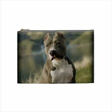 American Pit Bull Terrier Cosmetic Bag & Handbag Mirror - Dog Canine