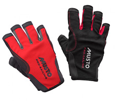 Musto Essential Sailing Gloves - 5 fingers-free Gloves for Sailing, kitesurfing
