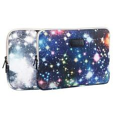 "New Starry Star Sky Print 8.3""/9.8""/11.6""/12""/14"" Laptop Case Sleeve Bags Cover"