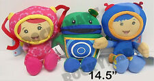 """LARGE 14.5"""" Officially Licensed Team Umizoomi PLUSH Geo Milli or Bot RM3195"""