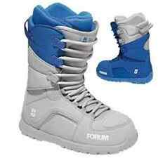 """NEW 2012 Forum The Tramp """"Swap Team"""" mens snowboard boots, size 8 + 9 available"""