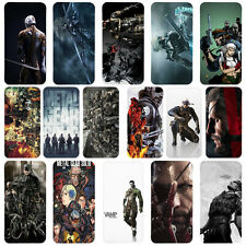 Metal Gear Solid Flip Case Cover For iPhone Flip - T95
