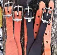 NEW Leather Handmade Western Saddle Stirrup Hobbles, Horse Tack, Multiple Colors