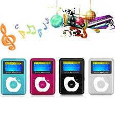 NEW 32GB Support Digital MP3 Music Player USB LCD Screen Micro SD TF Card Metal
