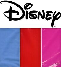 Disney Ruffled Valance Blue, Pink & Red - Single, & King Single Bed - Gift Idea!