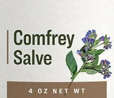 COMFREY SALVE Root & Leaf with Marshmallow Root Beesewax Rosemary Leaf Natural