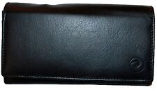 New Womens Mala/Origin Medium Leather Flapover Purse with RFID Protection 32575