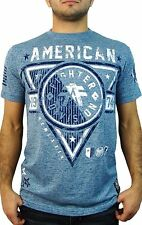 AMERICAN FIGHTER By AFFLICTION Mens T Shirt S M L XL 2XL 3XL 4XL SIENA HEIGHTS