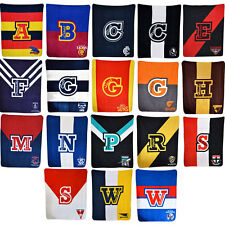 AFL Team Official Licensed Polar Fleece Throw Rug Blanket 15