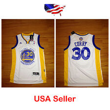 NWT Stephen Curry NBA Golden State Warriors #30 Stitched Swingman Jersey - White