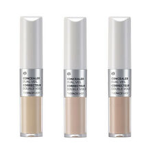 THE FACE SHOP Concealer Dual Veil Correcteur ( Apricot / Ivory / Natural Beige )