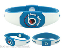 Ionic Balance Ice Band Ltd Edition Power Series Tourmaline Powerful Wristband