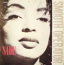 "SADE UK 1984 12"" Single SMOOTH OPERATOR TX4655  EX/VG"