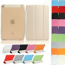 New Slim Magnetic Smart Cover PU Leather Case Stand For Apple iPad Mini 4