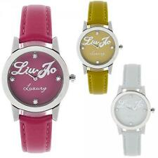 LIU-JO Woman's Wrist watches MILLY Leather LIMITED EDITION steel Original DD