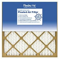 "12 FLANDERS 81555.011620 16""x20""x1"" FURNACE AIR FILTERS"