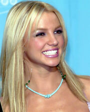 BRITNEY SPEARS BEAUTIFUL SMILE COLOR PHOTO OR POSTER