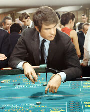 WARREN BEATTY COLOR KALEIDOSCOPE PLAYING ROULETTE PHOTO OR POSTER
