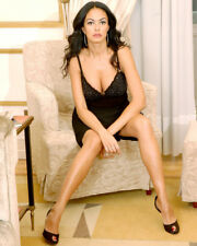MARIA GRAZIA CUCINOTTA SEXY LEGGY ON COLOR PHOTO OR POSTER