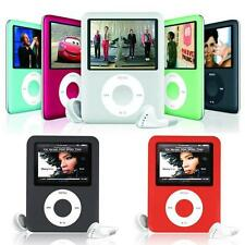 Pro Slim 8GB MP3 1.8'' LCD Media Video Game Movie Radio FM MP4 Player Record lot