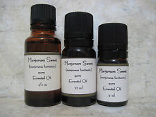 Marjoram Sweet  Essential Oil   Buy any 3 same size get 1 Free