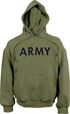 Olive Drab Army Official Physical Training Pullover Sweatshirt