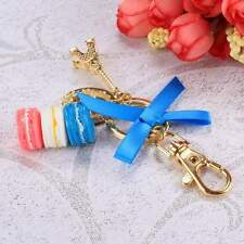 Hot Fashion Beautiful Key Chains Rings Bag Charm Accessory Keychain #B