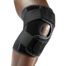 McDavid 4195R New Knee Support Brace w Adjustable Straps Black - FREE SHIPPING