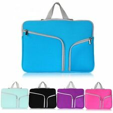 Notebook Laptop Sleeve Case Soft Bag Pouch Cover For 11 12 13 MacBook Air/Pro 15