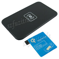 Qi Wireless Power Charger Pad+Reviever For Samsung Galaxy Note 3 III N9000 N9005